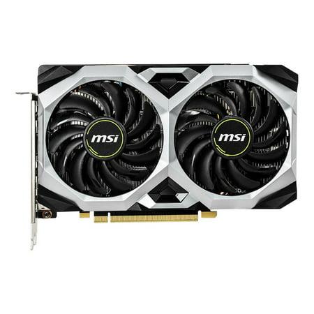 MSI GeForce GTX 1660 Ti VENTUS XS 6G OC Graphic