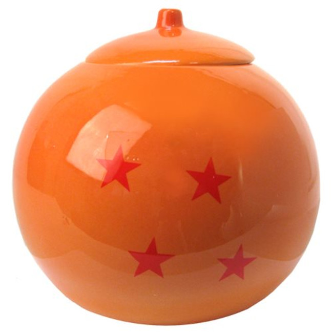 Dragonball Molded Dragon Ball Z Cookie Jar by default