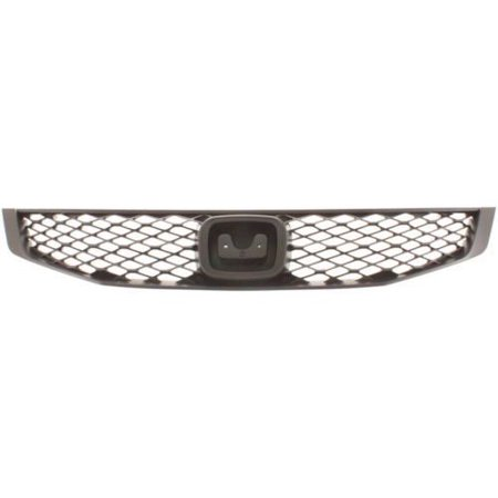 Go-Parts » Compatible 2009-2011 Honda Civic Grille Assembly - (CAPA Certified) HO1200199C HO1200199C Replacement For Honda Civic - Honda Civic Grille Replacement