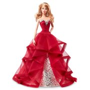 Barbie - Mattel Barbie 2015 Holiday Barbie Doll