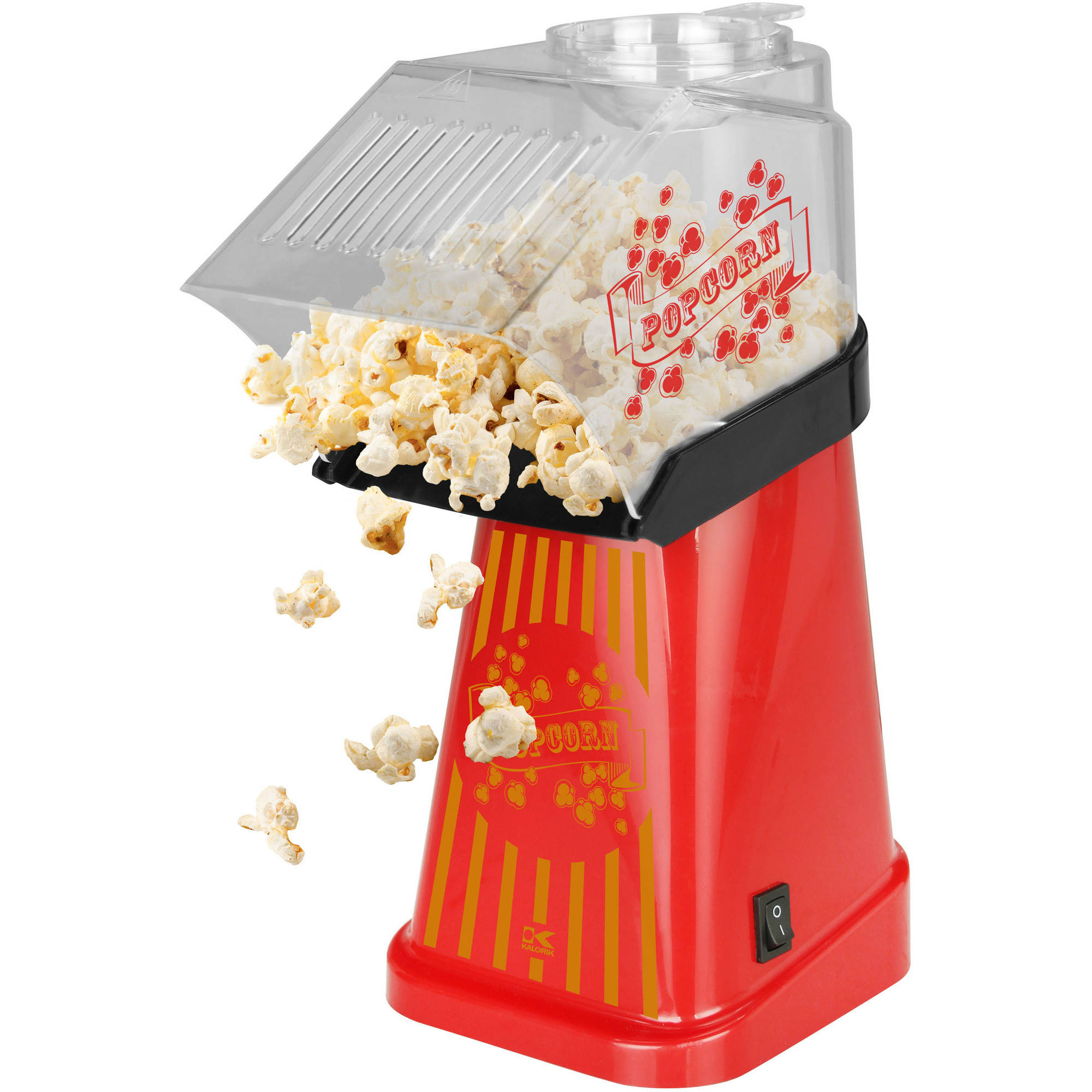 Kalorik Healthy Hot Air Popcorn Maker