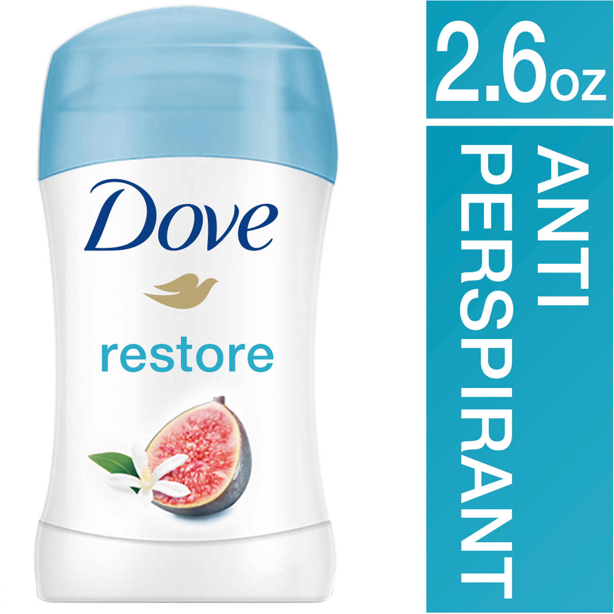 Dove go fresh Restore Antiperspirant Deodorant, 2.6 oz