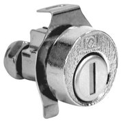 COMPX NATIONAL C8732 Standard Keyed Cam Lock, Key Different
