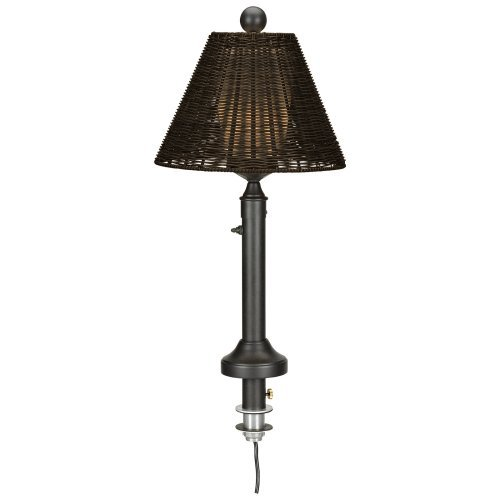 Tahti Outdoor Patio Table Umbrella Lamp