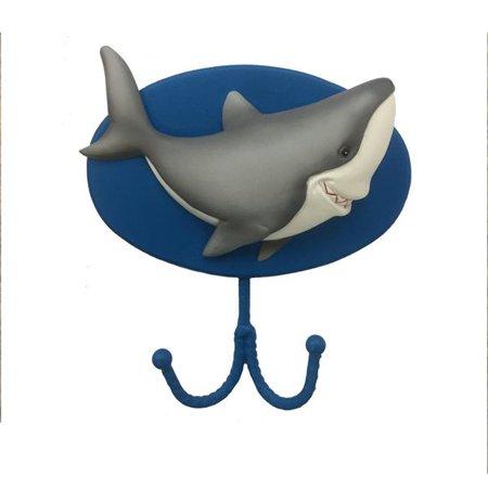 Fish 'N Sharks Wall Hook ()