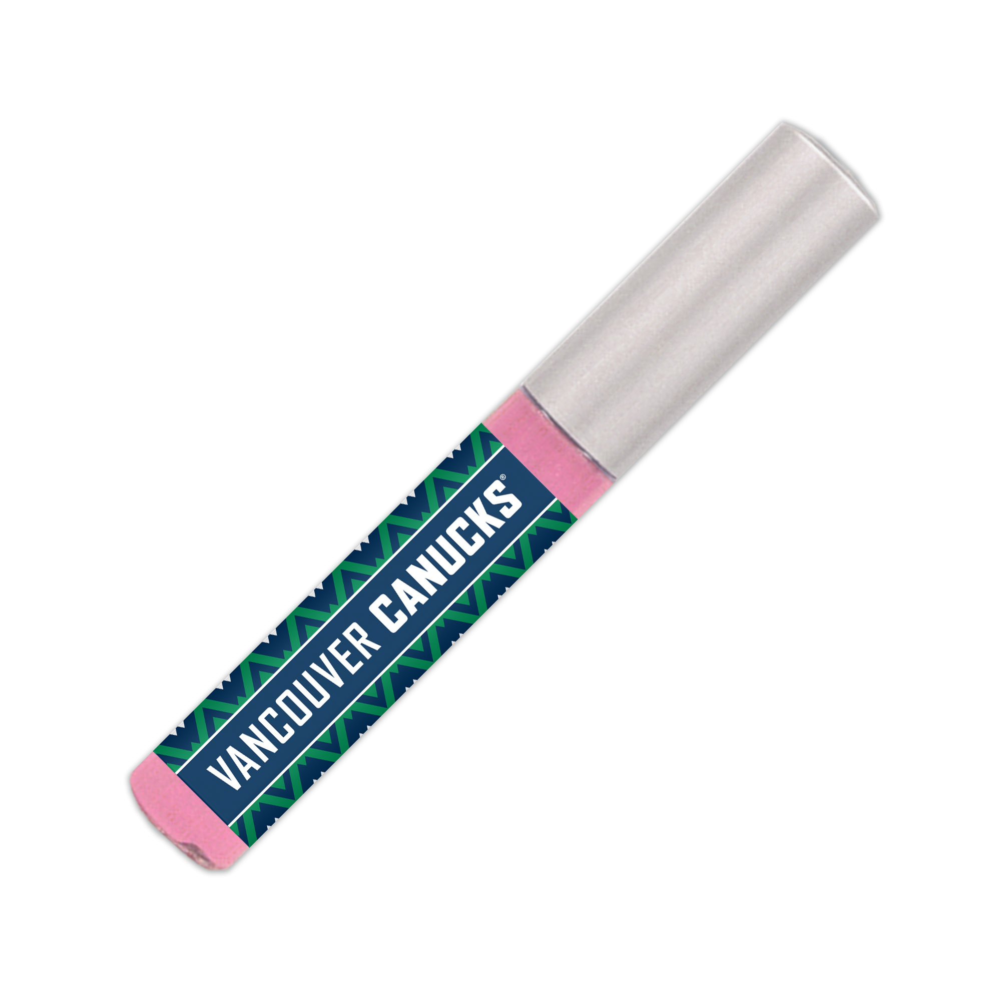 Vancouver Canucks Bubble Gum Lip Gloss - No Size