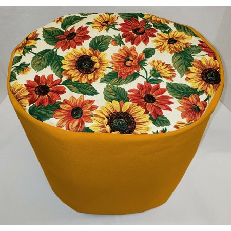 Canvas Sunflowers Cover Compatible with Instant Pot Pressure Cooker (Natural, 6 Quart Instant Pot) - image 1 of 1
