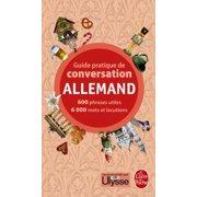 Guide pratique de conversation allemand - eBook