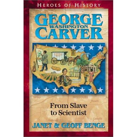 George Washington Carver  From Slave To Scientist