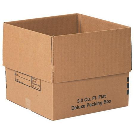 12 Premium Medium Moving Boxes 18x18x16