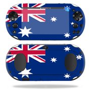 MightySkins Protective Vinyl Skin Decal for Sony PS Vita (Wi-Fi 2nd Gen) wrap cover sticker skins Australian Flag