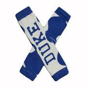 Little Big Fan Duke Univ Arm & Leg Warmers - Lrg Logo Blue