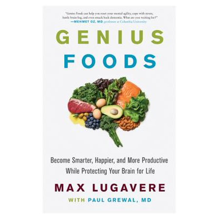 Genius Foods : Become Smarter, Happier, and More Productive While Protecting Your Brain for Life](Halloween Brain Food)