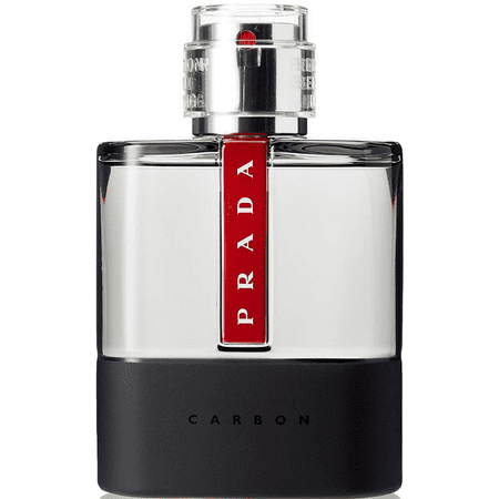 Prada Triangle - Prada Luna Rossa Carbon Cologne for Men, 3.4 Oz