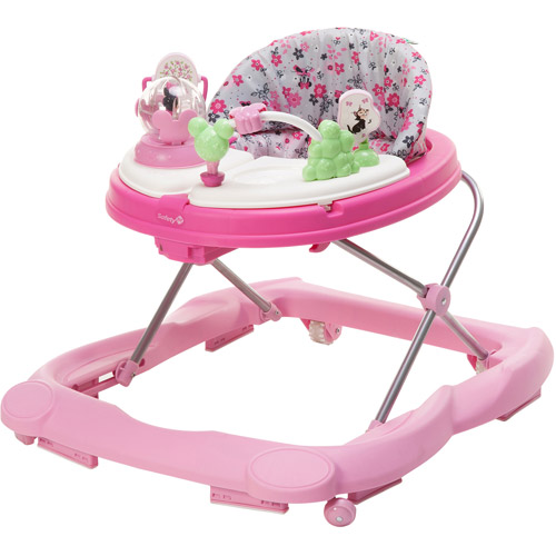 Disney Baby Minnie Mouse Music & Lights Walker, Garden Delight