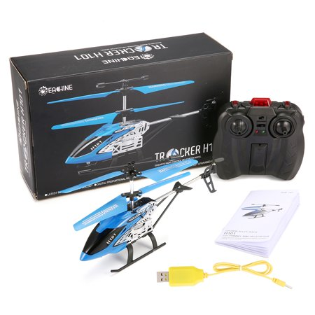 EACHINE H101 3.5CH Mini RC Helicopter Remote Control Aircraft Quadcopter Toy with Gyro RTF