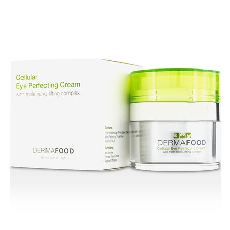 LashFood - DermaFood Cellular Eye Cream Perfecting - 15ml / 0,51 oz