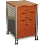 Innovex Archive Series Filing Cabinet, Medium Cherry