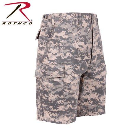 Rothco Camo BDU Shorts - Woodland Camo, X-Small - image 1 of 1