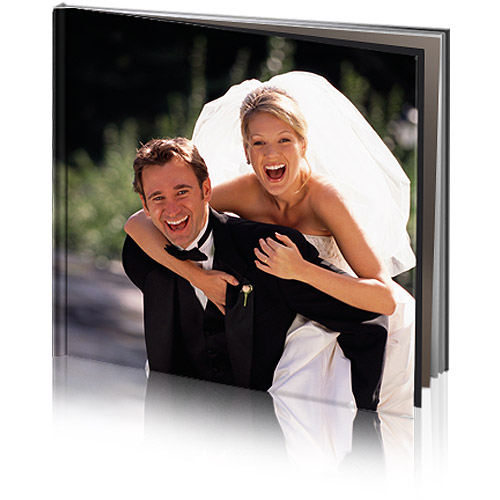 12x12 Hard Custom Cover Photo Book