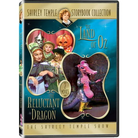 Shirley Temple Storybook Collection: The Land of Oz / The Reluctant DragOn (DVD) - Temple Guard Legends Of The Hidden Temple