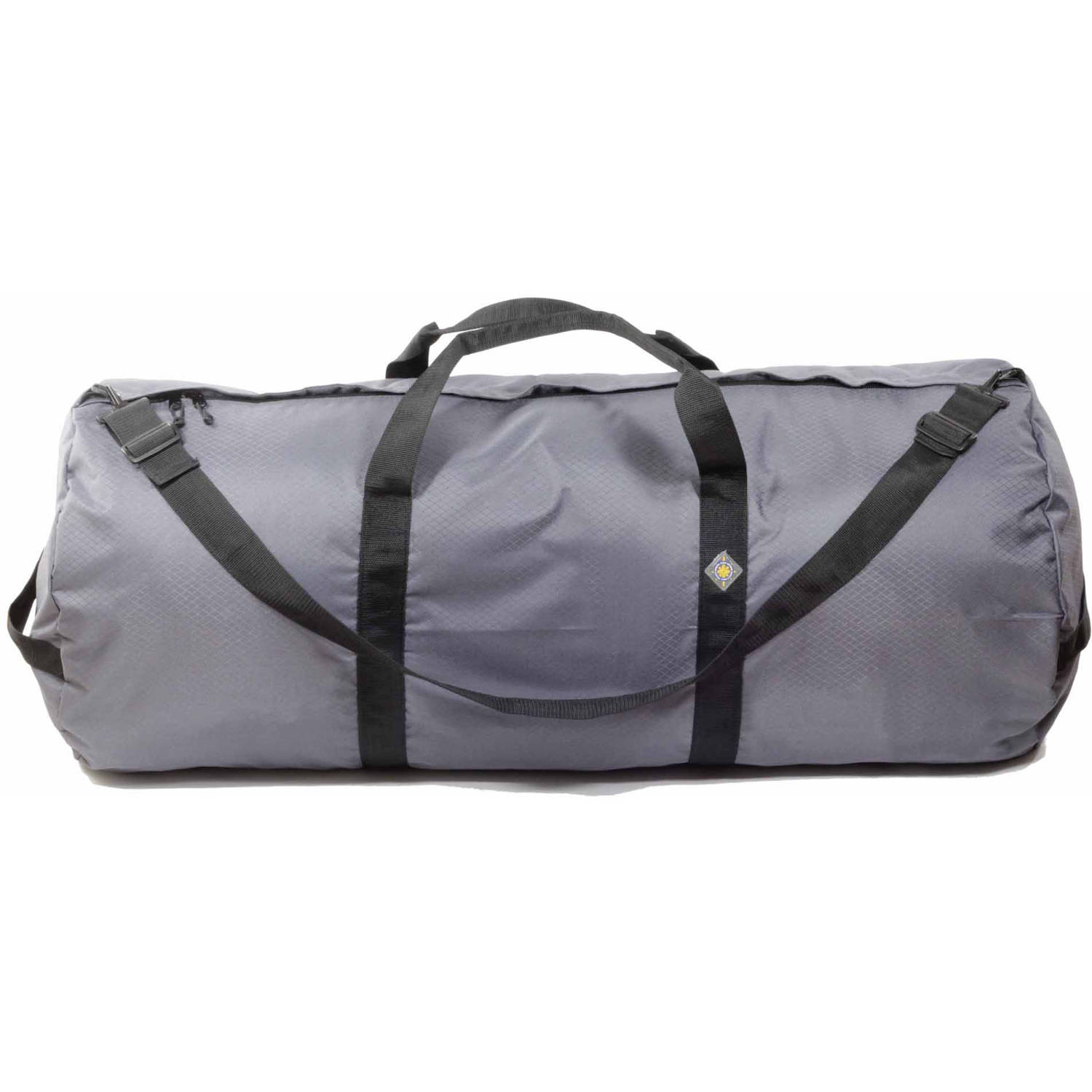 North Star SD 1842 Sport Duffle Bag, Steel Grey by Northstar Bags