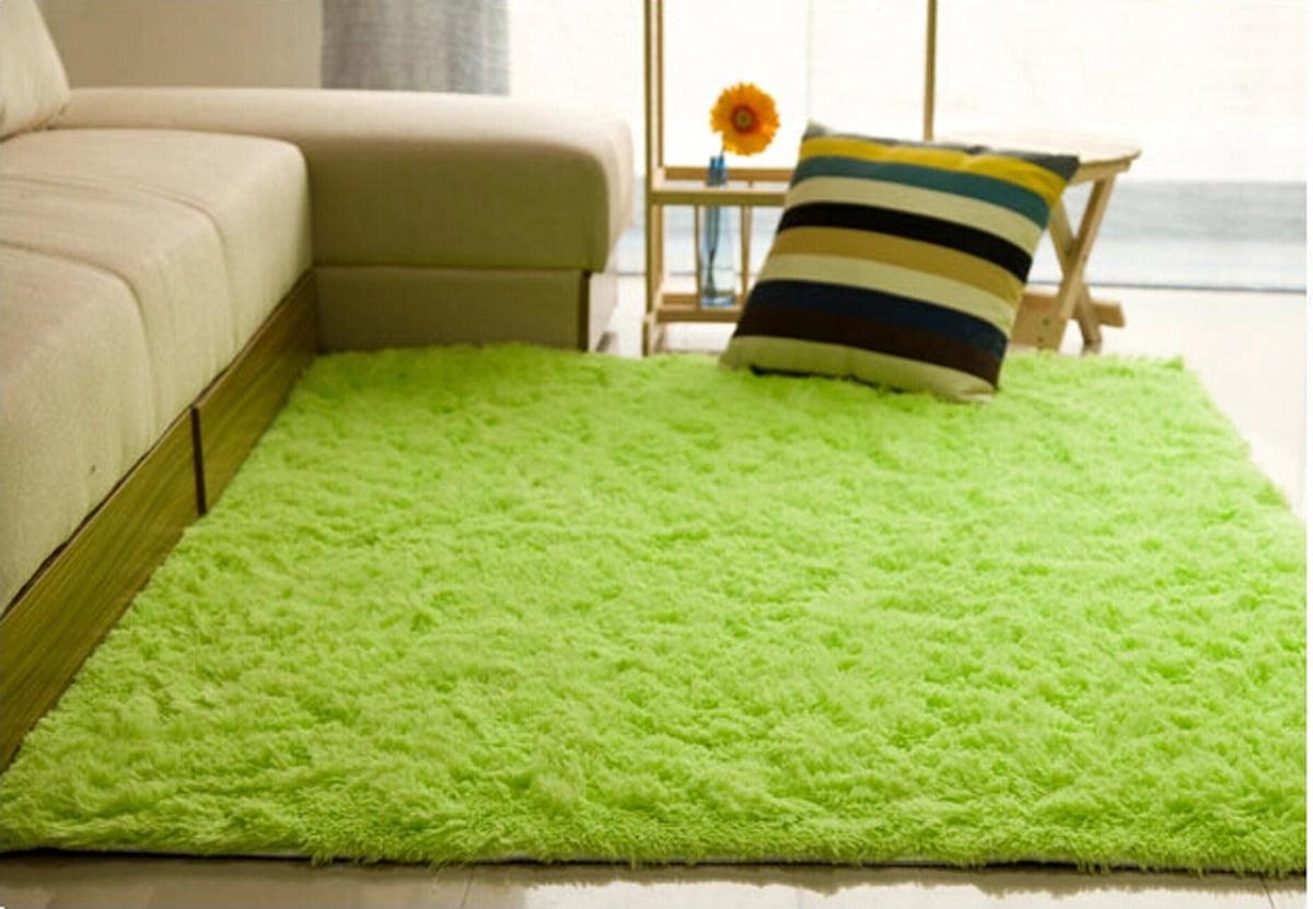 luxury fluffy rugs ultra soft shag rug for bedroom living