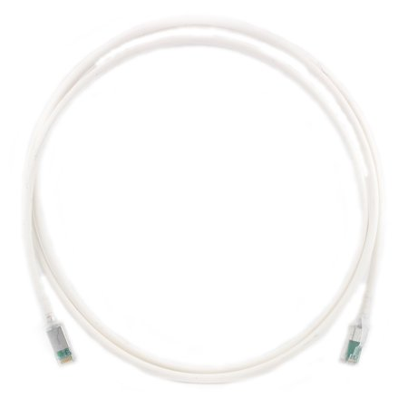 Siemon ZM6A-S02M-02 ZMAX Shielded CAT6A Patch Cable, S/FTP