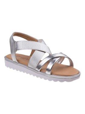 Girls' Nanette Lepore NL81671S Criss Cross Strappy Sandal