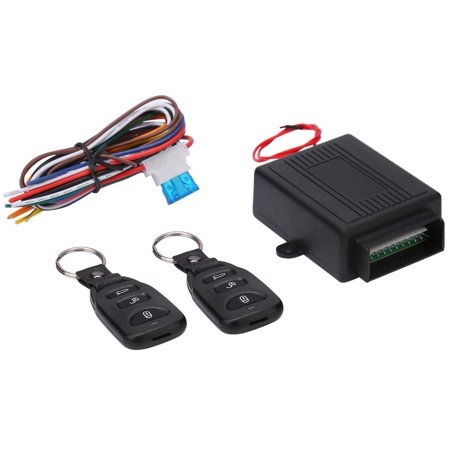 Universal Car Remote Central Kit Auto Door Lock Keyless Entry System Control Box,Keyless Entry System, Car Remote Central Kit
