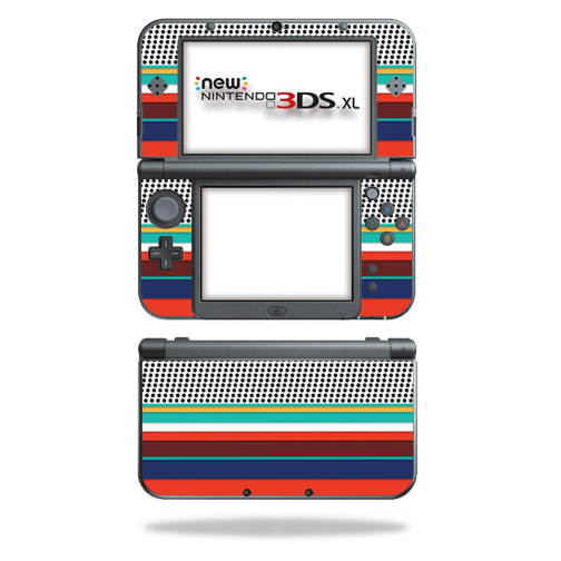 MightySkins Protective Vinyl Skin Decal for New Nintendo 3DS XL (2015) Case wrap cover sticker skins New Color