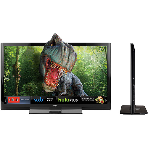 "VIZIO 42"" Class Theater 3D Edge Lit Razor LED LCD HDTV with VIZIO Internet Apps 1080p 240Hz refresh rate, 1.2"" ultra-slim, M3D420SR"