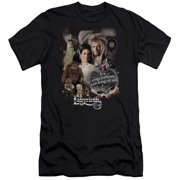 Labyrinth 25 Years Of Magic Mens Slim Fit Shirt