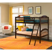Storkcraft Long Horn Bunk Bed, Espresso
