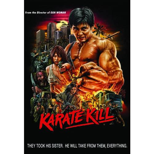 Karate Kill (Blu-ray) by