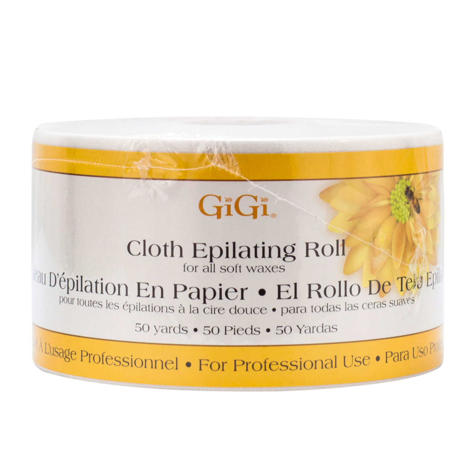 Gigi Paper Strips Epilating Waxing Roll Cloth, 525