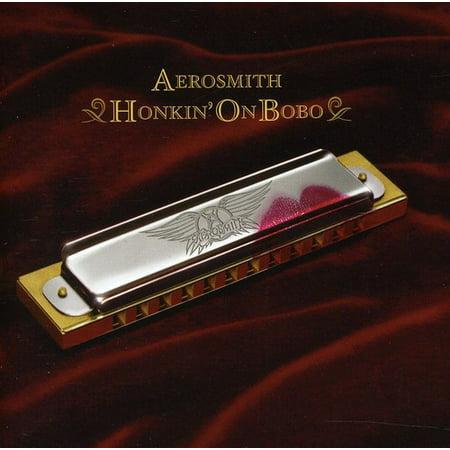 Babos Bird - Honkin on Bobo (CD)