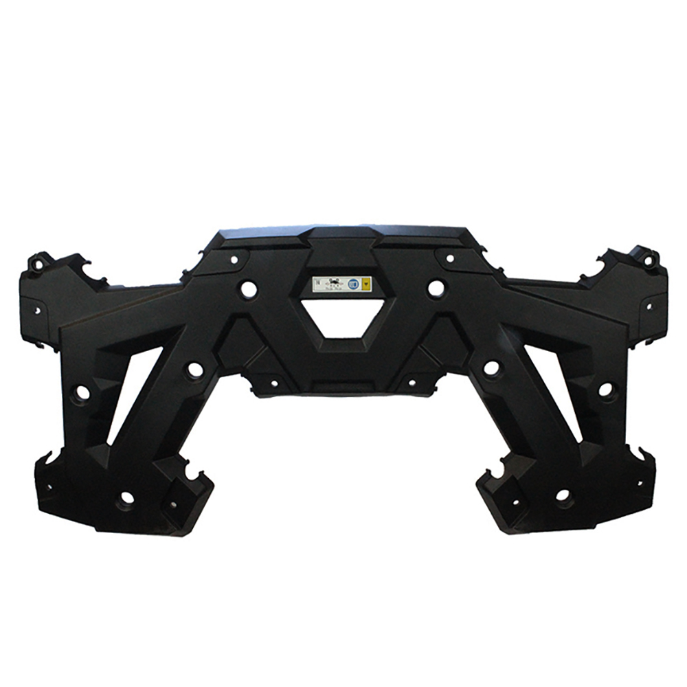 Polaris ATV Rear Rack Black