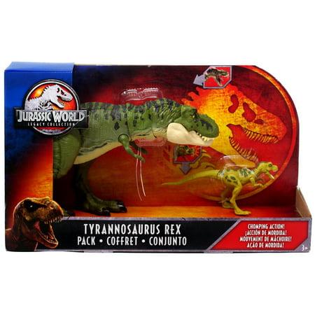 Jurassic World Legacy Collection Tyrannosaurus Rex Pack