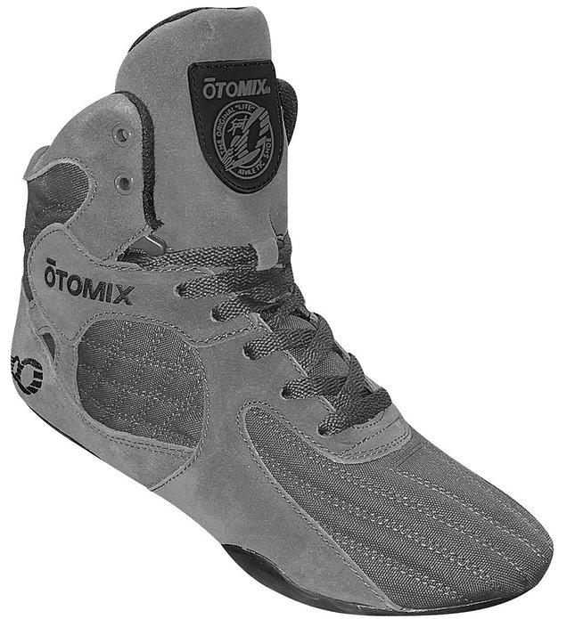 Otomix Grey Stingray Escape Weightlifting & Grappling Shoe (Size 10)