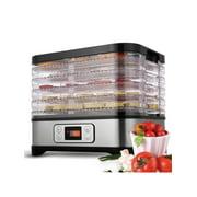 Best Fruit Dehydrators - Professional Electric Food Dehydrator Machine Multi-Tier Food Preserver Review