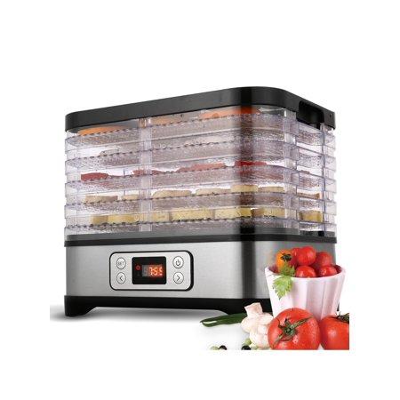 Professional Electric Food Dehydrator Machine Multi Tier