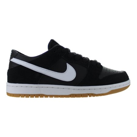 separation shoes 18aa4 9bc1f Nike - Mens Nike SB Zoom Dunk Low Pro Black White Gum Light Brown  854866-019 - Walmart.com