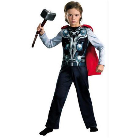 Costumes For All Occasions DG43619L Thor Avengers Basic - Costumes For All