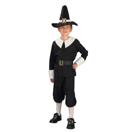 Novelty Costume (Child Pilgrim Boy Costume Forum Novelties)