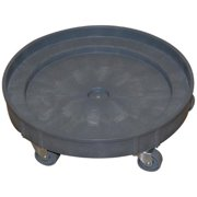 Wesco Industrial 240201 Plastic Drum Dolly 30-55 Gallon by Drum Dollies