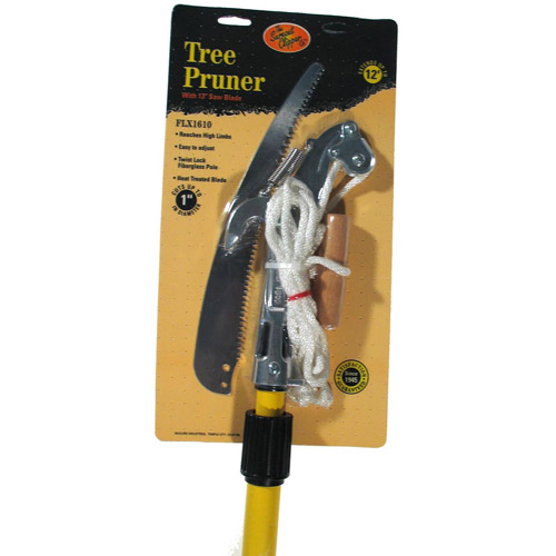 Flexrake 1610FLX 12' Fiberglass The Surecut Clipper Co Tree Pruner