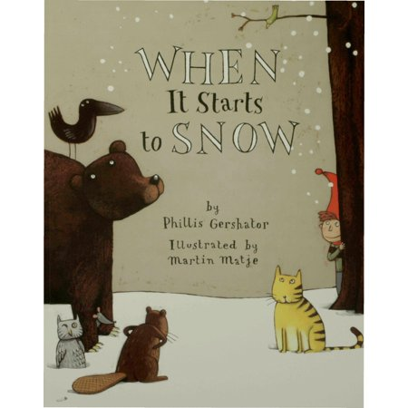 When It Starts to Snow (Paperback)](When Halloween Starts)
