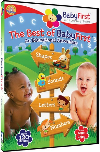 BabyFirst: The Best of BabyFirst: An Educational Adventure by Mill Creek
