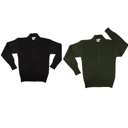 5-Button Acrylic Sweaters (Acrylic Sweaters)